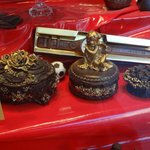 Choco' molds and carvings