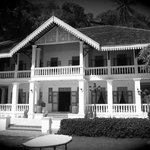 Grand old colonial mansion