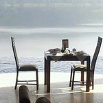 Breakfast....magical view!