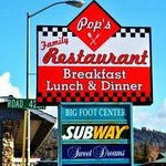 Pop's Family Restaurant