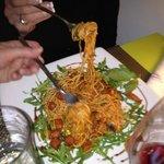 Milan style pasta