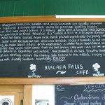 the Niagara falls Café Mission Statement