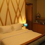Bedroom in villa