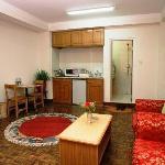 Kitchenette in Premium Studio
