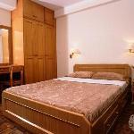 Queen Sized Bed of Premium Studio