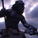 King Neptune One Block Away