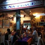 Late dinner at Na Na