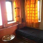 La camera sul deserto