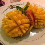 une mangue