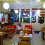 Pizza House, now MD Mediterranean CUISINE