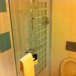 bathroom - good shower