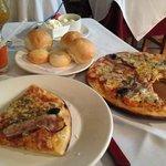 Al Capone Pizza, Amazing taste.  Very Intense