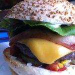 nuestra hamburguesa