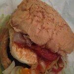 hamburger lot