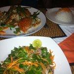 crabe au poivre de Kampot -un régal !