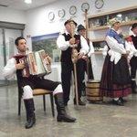 musica tradizionale nella hall
