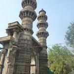 shaking Minarets Ahmedabad