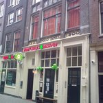 Durty Nelly's , Amsterdam.
