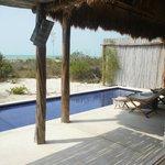 Xixim master suite private terrace