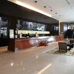 Recepetion Desk - Hilton Bandung