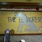 Bar El Moreno