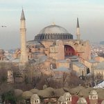 ...and the Haga Sophia from same dinner table...
