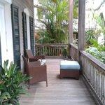 Porch again
