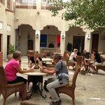XVA Hotel Dining Area
