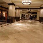Le Hall de réception