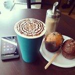 Foto de Bagels and coffees