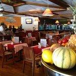 Le restaurant le Fouquet