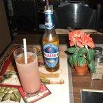 Famous 'Rum Punch' & Kahlik