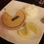 Lemon Tarte...excellent!