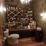 den bathroom!!