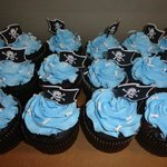 Pirate Caupcakes