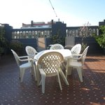 Outdoor Balcony / dining area