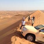 Dunes drive!