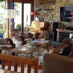 Wohnbereich zum Relaxen