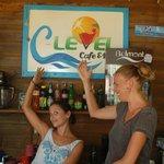 \Our Awesome bartender(esses) Tasha n' Kara