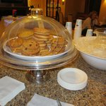 "Cookies & Milk ""Happy Hour"" - great for kids!"