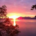 sunrise March 24 2013