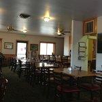Inside the Gypsum Grill