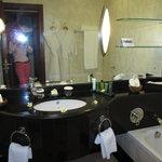Salle de bains élégante