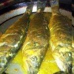 pan-fried Seabass on Wednsdays