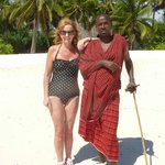 Security - Masai style