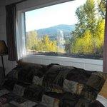 Jacuzzi suite view