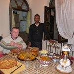 Notre derniere soirée avec Youssef
