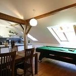 Apartment in Prague center with billiard table