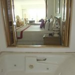 2nd floor prem jacuzzi ste from bath
