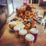 ภาพถ่ายของ Bagel Time Cafe